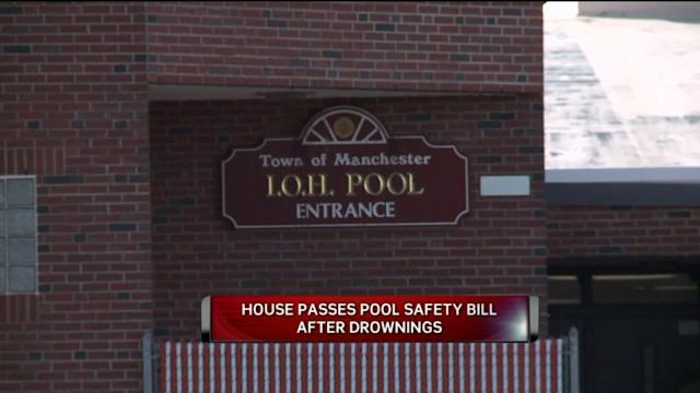 CT House Passes Pool Safety Bill After Drownings