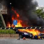 Gunmen kill 14 in Kenya hotel compound attack claimed by Somali Islamists