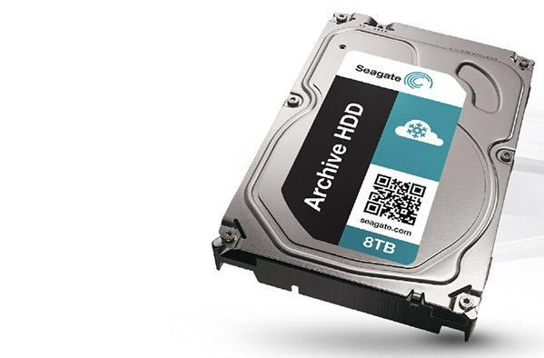 Seagate starts shipping 8TB hard drives that cost only $260