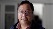 "Bolivia's Arce pledges to ""rebuild"" as landslide election win confirmed"