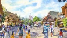 【東京迪士尼】《美女與野獸》園區真實曝光 4月15日開幕
