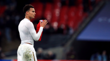 Nobody at Tottenham has the heart to tell Dele Alli there won't be a next time