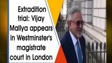 Extradition trial: Vijay Mallya appears in Westminster's magistrate court in London