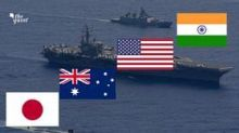 China Can Hurt Australia for Malabar Exercise But QUAD is Bracing
