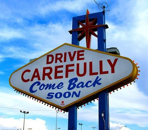 Nevada lets Google's driverless car hit the open road, requires it to bring a driver