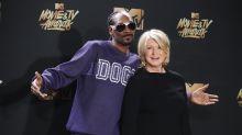 Snoop Dogg und Martha Stewart sorgen im Netz für Furore