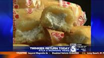 Twinkies Return to Stores Nationwide