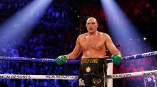 Boxing-Fury promises to smash Joshua in Saudi heavyweight bout
