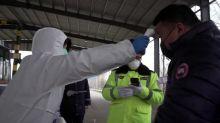Stocks jump on unverified coronavirus cure reports