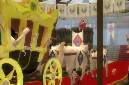 RuneScape throwing the Queen a royal celebration on June 2nd