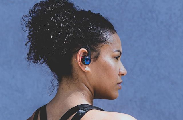 Plantronics' updated headphone lineup includes true wireless earbuds