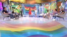 El show de Lydia Lozano en 'Sálvame' que la convirtió en 'trending topic'