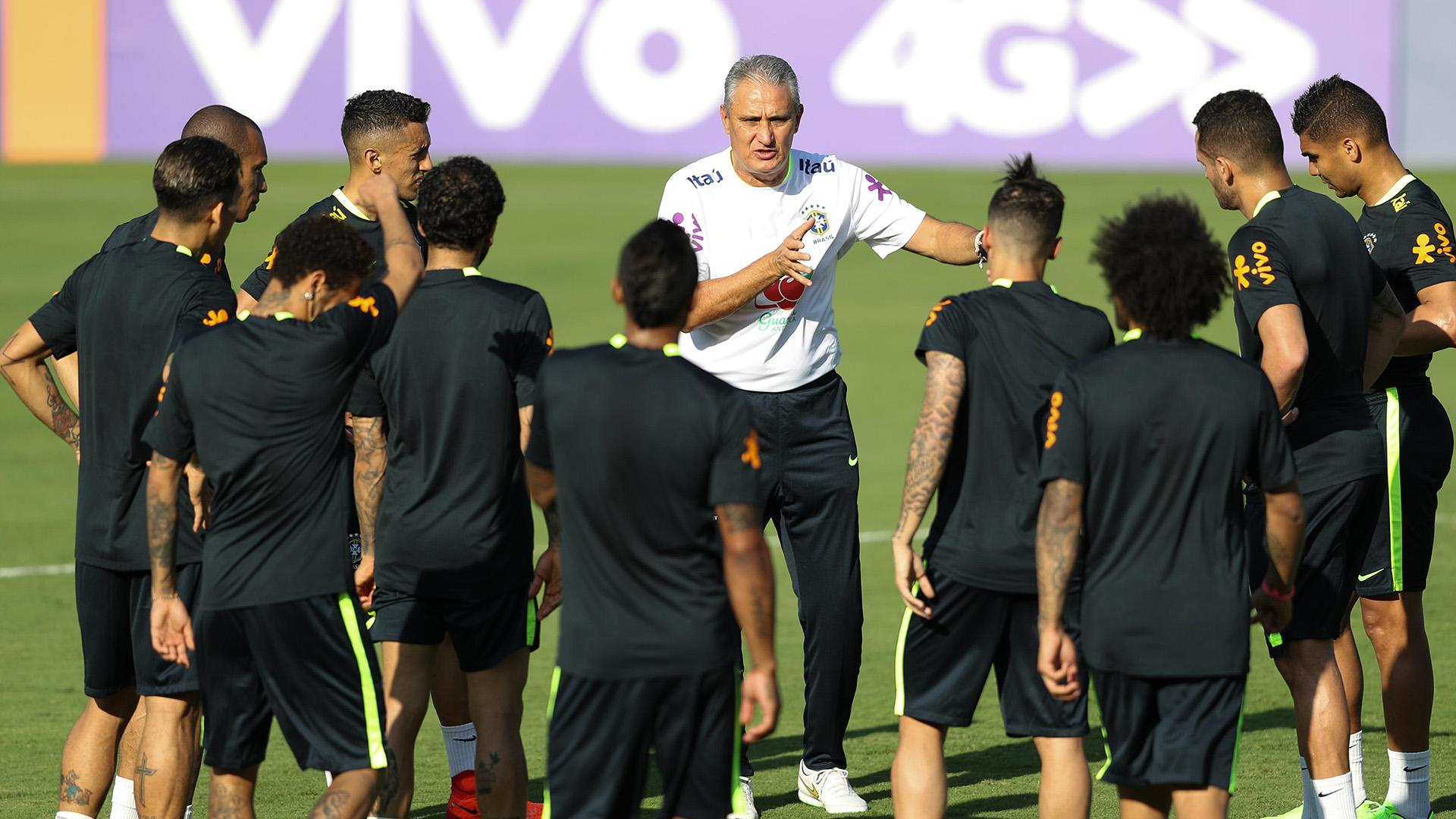 Tite reveals brazil team to face uruguay with liverpool - Miss sixty madrid ...