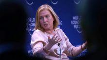 Former minister Livni named Israel opposition leader