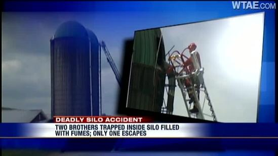 Amish teen dies in South Mahoning grain silo