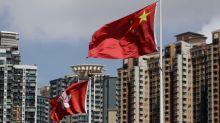 Chinas Küstenwache stoppt Hongkonger Aktivisten