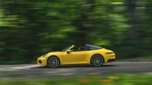 2021 Porsche 911 Targa First Drive | The best roofless 911