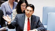 Israel dice que EE.UU. presentará su plan de paz después de las elecciones de abril
