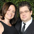 Patton Oswalt helped finish wife Michelle McNamara's true-crime book after she died, and now a suspect in the case has been arrested
