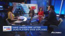 Nike's woes, Lyft IPOs, and fake AI news