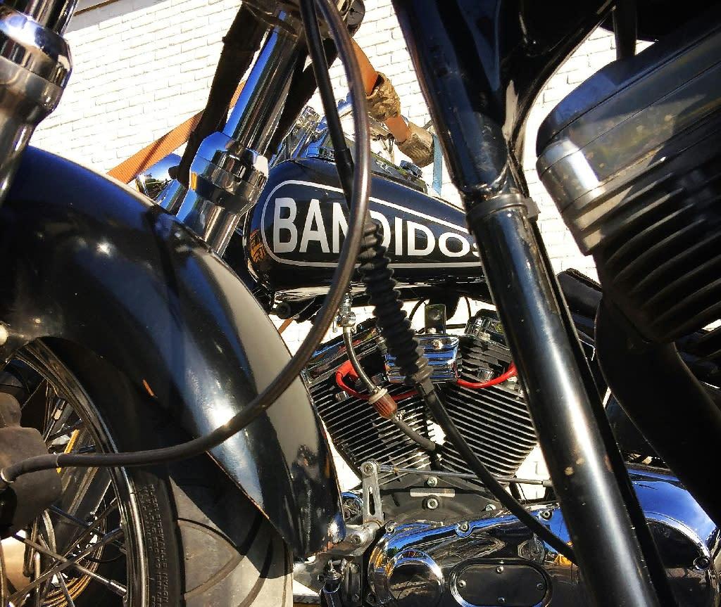 Dutch ban Bandidos bikers gang