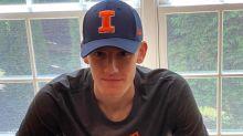 Illinois Basketball Player Preview: Brandon Lieb