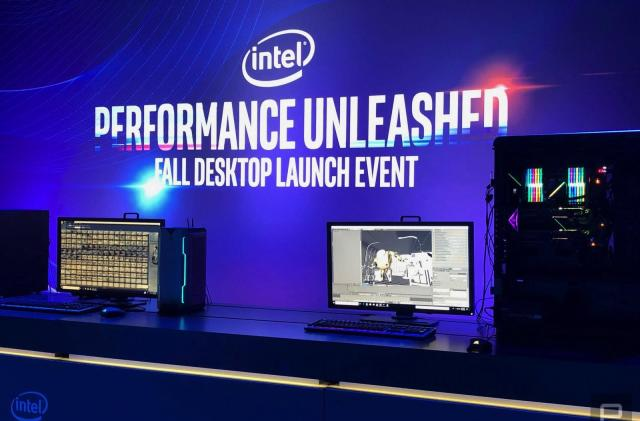 Intel's 28-core Xeon CPU is built for power-hungry content creators