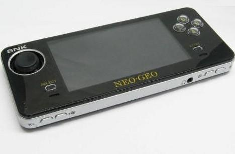 Rumor: SNK releasing a new Neo Geo for your pocket