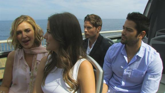 Josh Henderson, Jesse Metcalfe, Julie Gonzalo And Brenda Strong On Why 'Dallas' Is Special