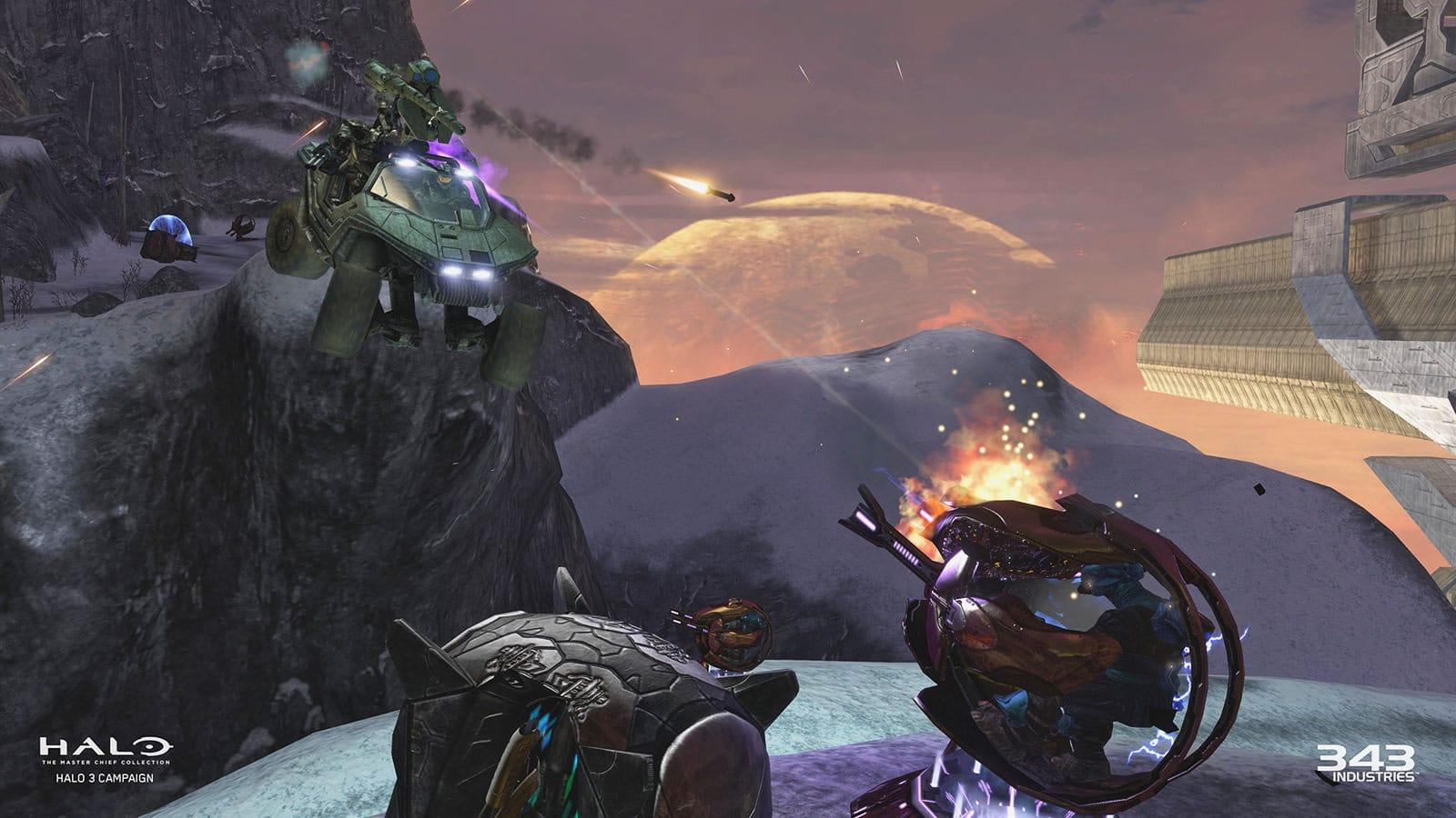 Halo: The Master Chief Collection' heads to PC with 'Reach' included |  Engadget