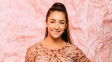 Aly Raisman is taking a powerful stand against cyberbullies