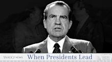 Richard Nixon: A Nixon-goes-to-China moment
