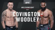 UFC Vegas 11: Colby Covington vs. Tyron Woodley recap video
