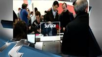 Samsung News Byte: Windows Gains no Tablet Traction as PC's Turn to Android