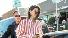We're Baffled by Kendall Jenner's 'Invisible Jeans'