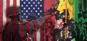 U.S., Iranian forces' dangerous battlefield dance