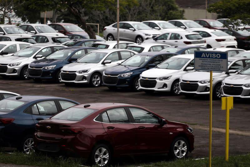 News post image: GM extends North American shutdown, does not set restart date