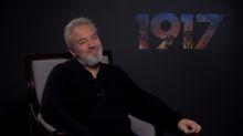 """""""Creí haberme vuelto loco"""": Sam Mendes nos cuenta cómo fue rodar '1917'"""