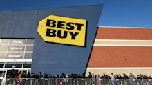 Best Buy stock pops on earnings beat—not so easily 'Amazoned'