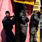 25 killed in Brazil favela shootout between police and drug gang