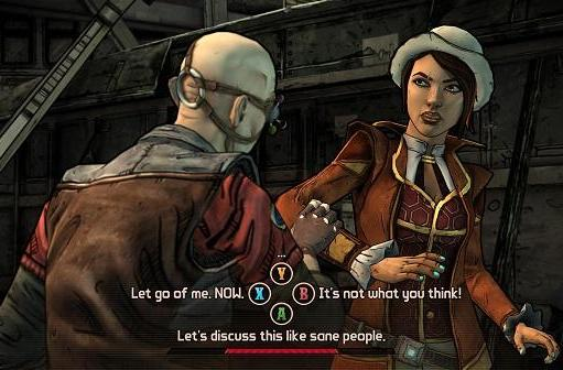 Tales from the Borderlands gets first screens, debuts this summer