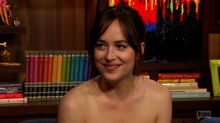 Dakota Johnson Wants Jamie Dornan as Naked as Her in Next 'Fifty Shades'