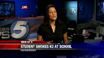 Edmond North student suspended for smoking K2