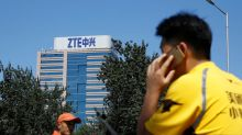 New executives at China's ZTE say production back to normal