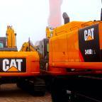 Caterpillar's Q3 beat expectations, shares tumble