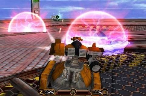 WiiWare robot fighter Overturn to arrive Monday, Aug. 3