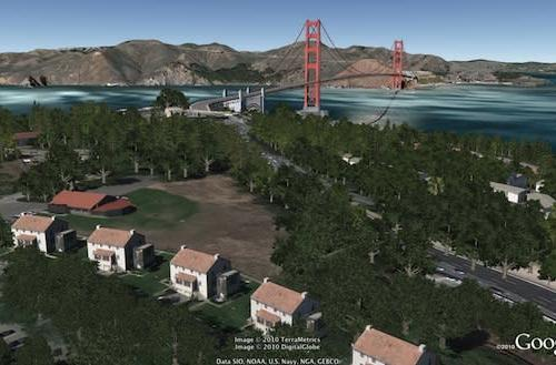 Google releases Google Earth 6 beta for Mac, introduces 3D trees