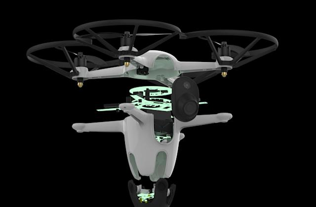Sunflower's $9,950 security drone aims to protect your home autonomously