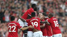 Manchester United forgiving, then ruthless in 4-0 win over Everton
