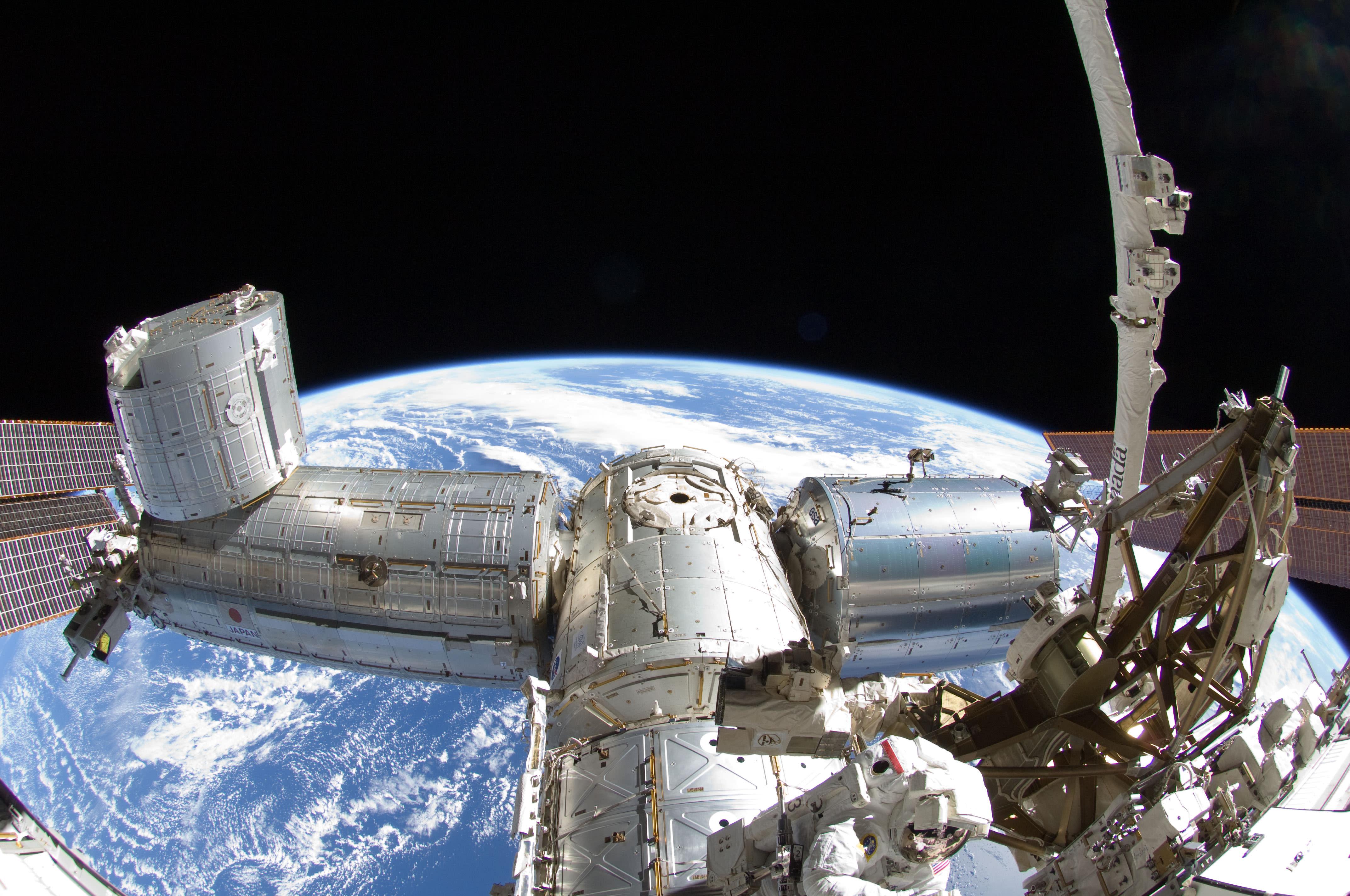 international space station nasa - 1000×664
